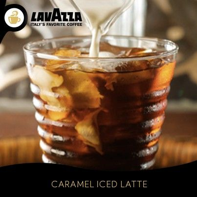 Caramel iced latte use lavazzas tierra intenso for a rich recipe for caramel latte iced coffee be your own barista iced coffee doesnt have to be made behind the counter today it can be made at home if you know forumfinder Gallery