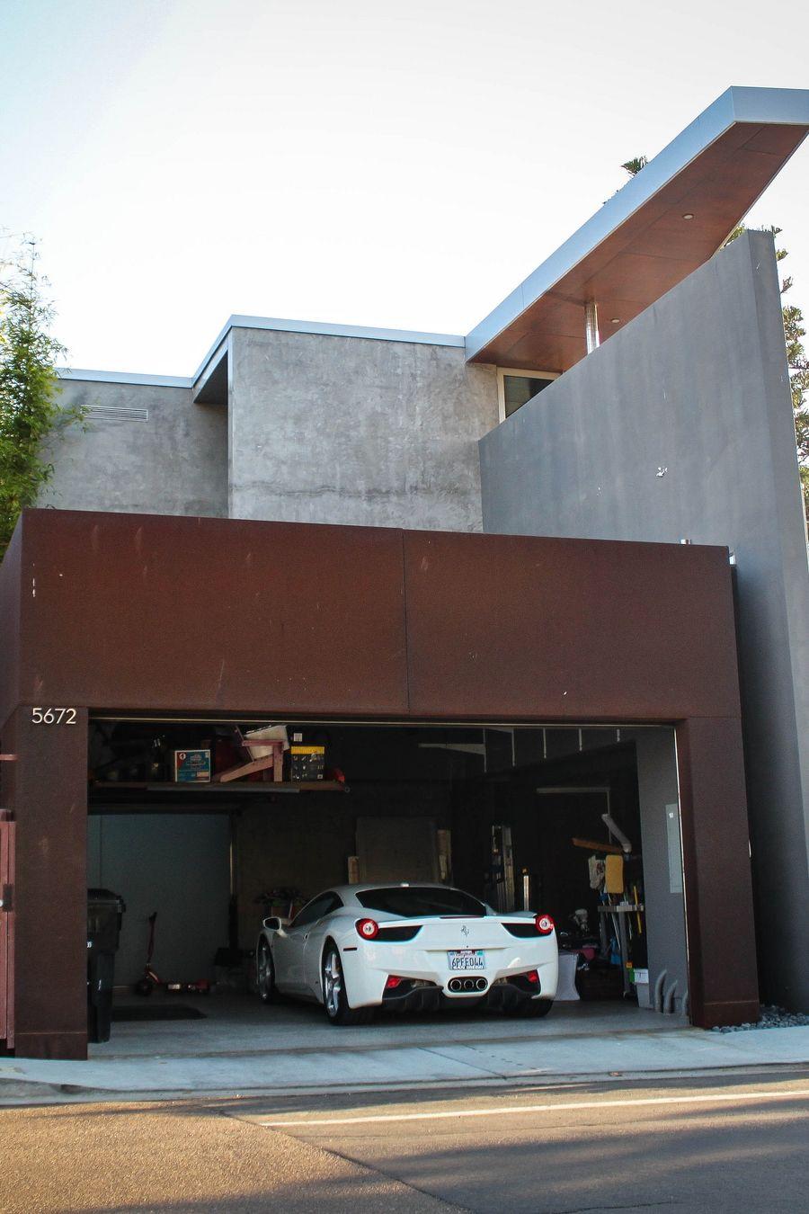 Looks Like My Garage Oh Except For The Beautiful Auto Garage Style Modern Garage Dream Car Garage