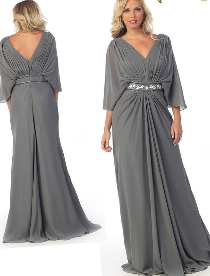 Plus Size Dress 3 4 Sleeve Cocktail Dress U2013 Dresses Store