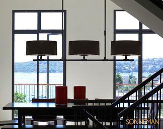 Sonneman Soho 6 Light Linear Pendant | 2Modern Furniture & Lighting