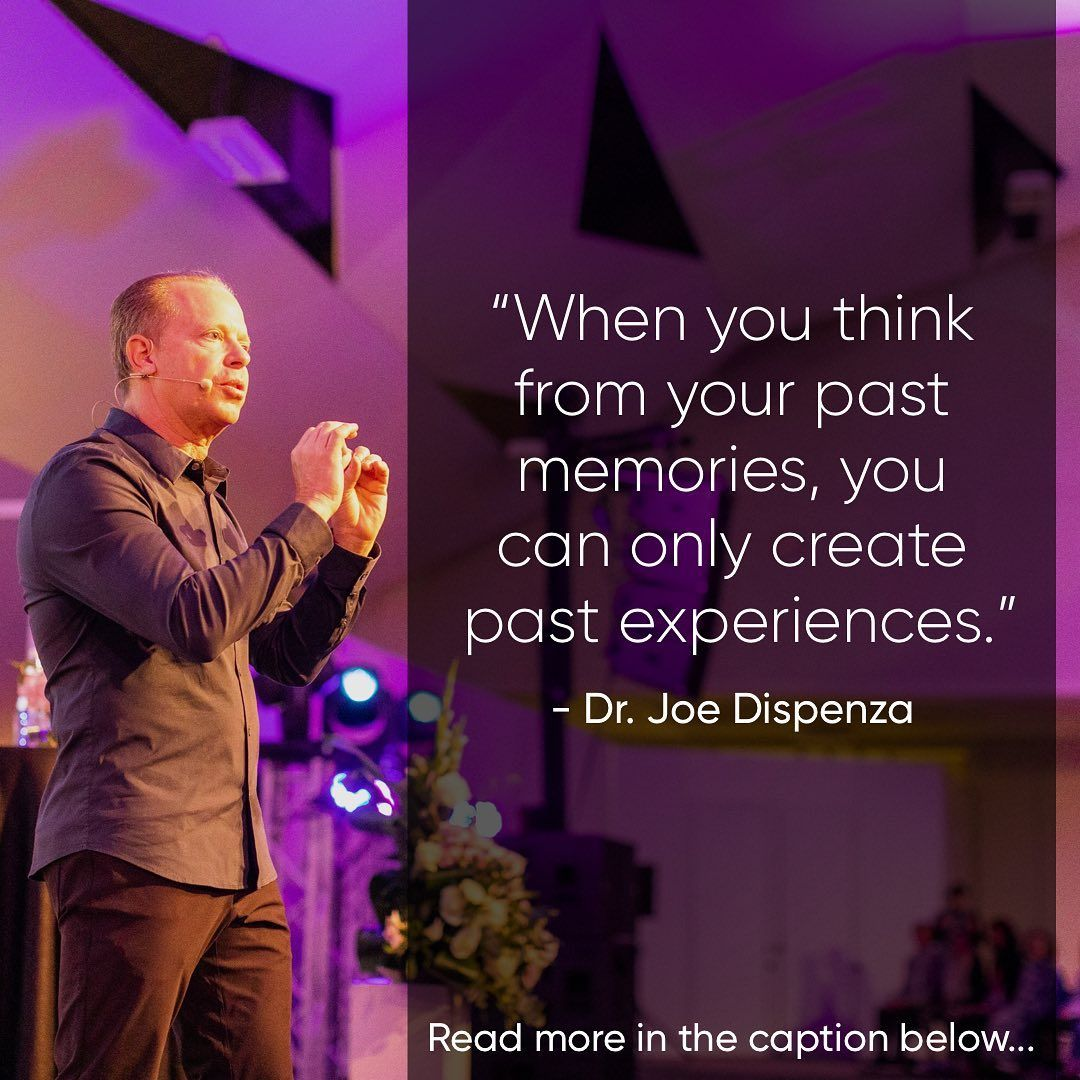 Dr Joe Dispenza On Instagram You May Not Think That Your Environment Your Thoughts Are That Ri Wisdom Quotes Inspiration Joe Dispenza Inspirational Quotes