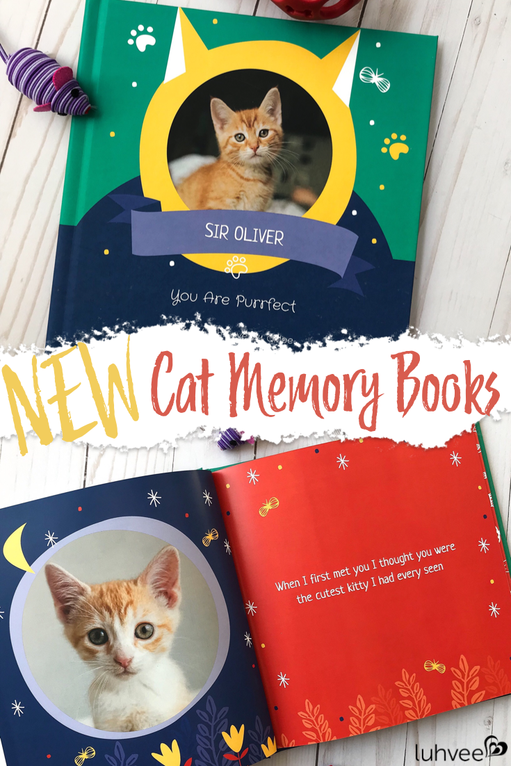 A great personalized gift for your beloved cat and family