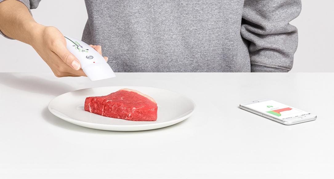 Foodsniffer: Digitaler Schnüffler ertappt gammliges Essen - Engadget Deutschland