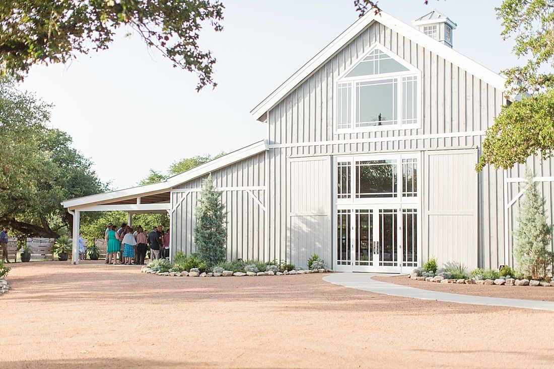 The Addison Grove Wedding Venue in Dripping Springs Texas