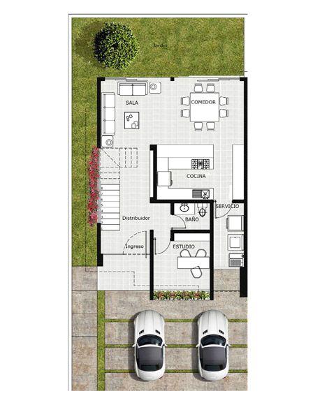 Casa Fuerte 123 De Creato Arquitectos Mexico Planos De Casas Planos De Casas Modernas Planos Arquitectonicos