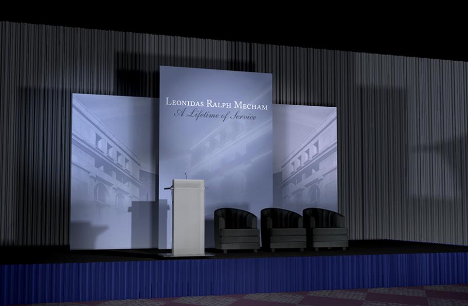 Event Stage Backdrop Design Taulogik Designs Stage Backdrop