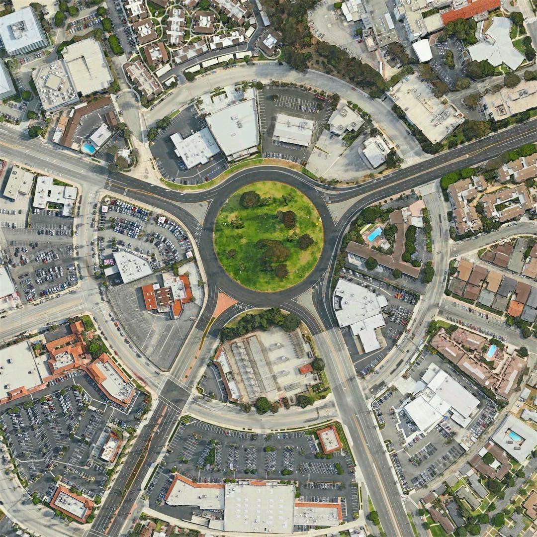 Urban plan Long Beach