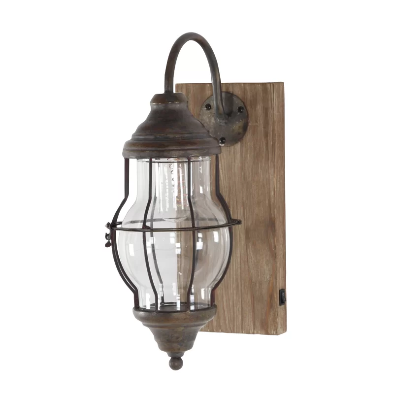 Corcoran 1 Light Armed Sconce Sconces Wall Sconces Led Wall Sconce