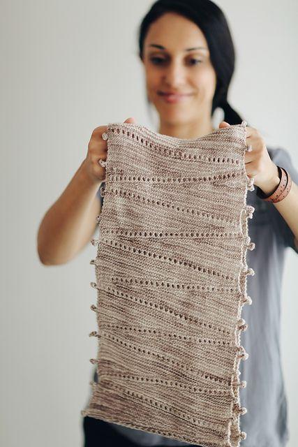 Bobble Cowl Pattern By Joji Locatelli Ravelry Shawl And Knit Cowl