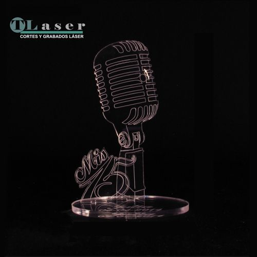 Souvenir Micrófono
