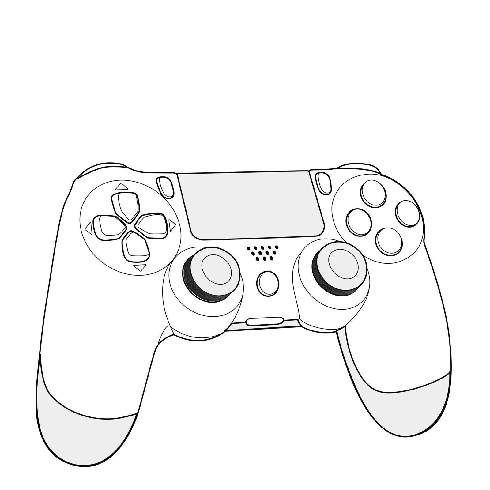 X Speedlink Shoxx Game Enhancer Voor Ps4 Gamepad