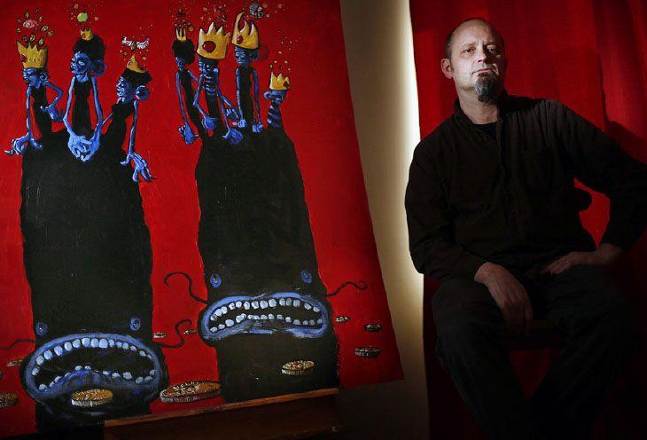 Art Show To Raise Awareness Of Human Trafficking Human