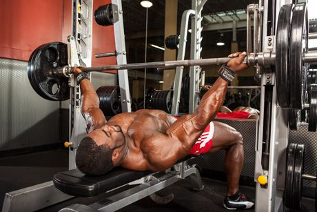 Reverse Grip Incline Bench Press One Of My Favourite Exercises Peitoral