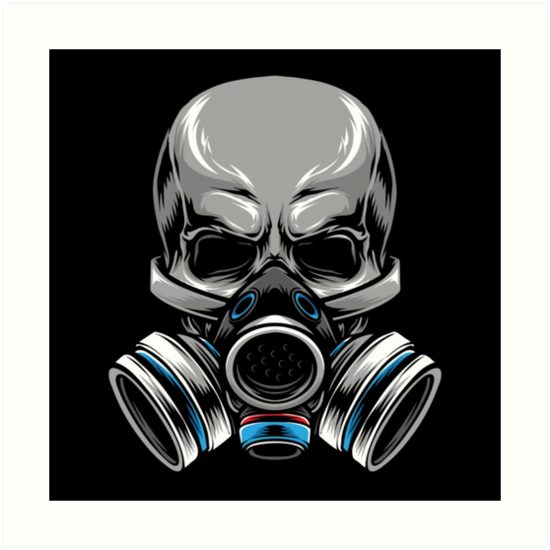 The Best Human Skull Gas Mask Millions Of Unique Designs By Independent Artists Find Your Thing Gas Mask Art Gas Mask Tattoo Gas Mask Drawing