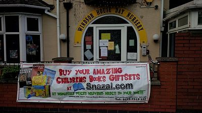 Snazal Supplier Of Books For Schools Windsor House Day Nursery Leicester