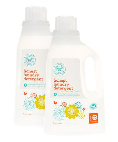 70 Oz Laundry Detergent Set Of Two By The Honest Company
