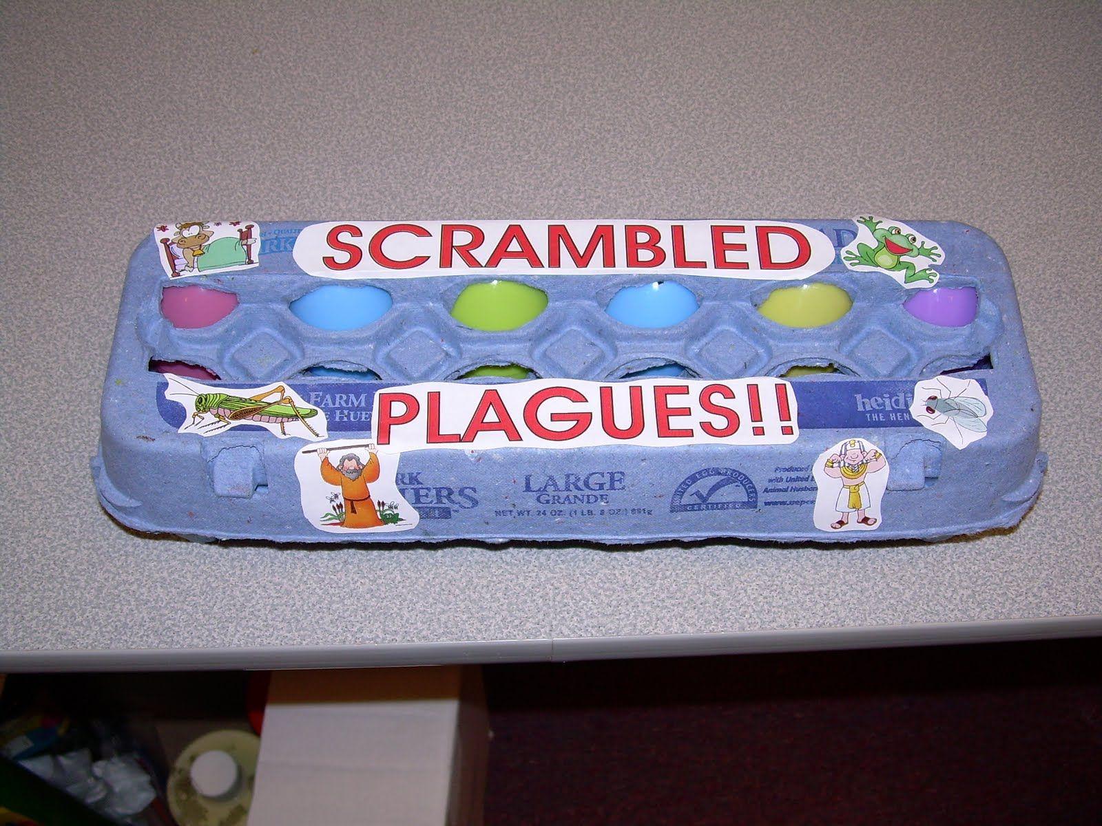 Hands On Bible Teacher Plagues