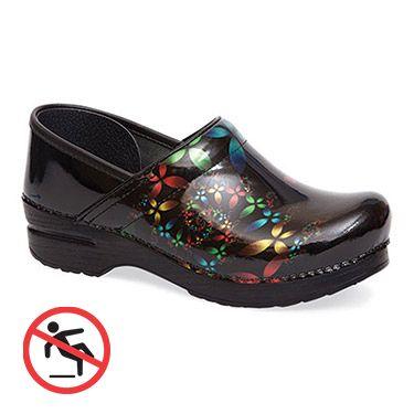 5ff5c640bbc8 Dansko Professional Clogs Women s Patent Nursing Shoe