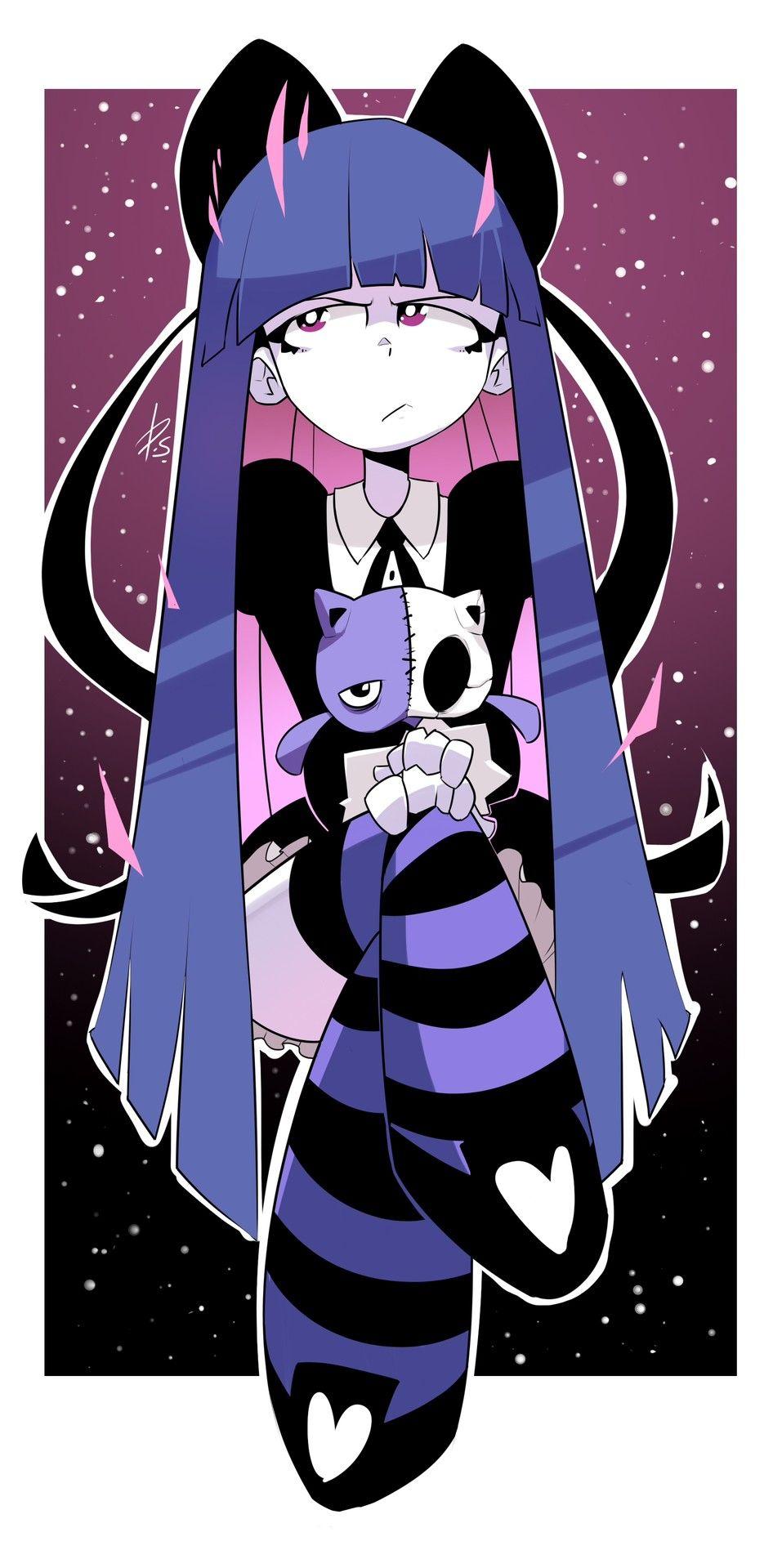Psina Mrpsina Virink Anime Art Reference Art