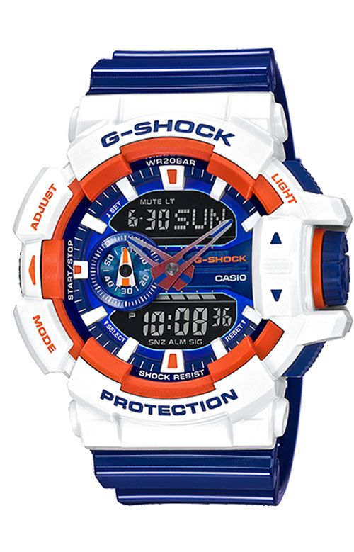 c9505ba02f6 G-Shock GA-400CS-7A Crazy Color Series ( 140)