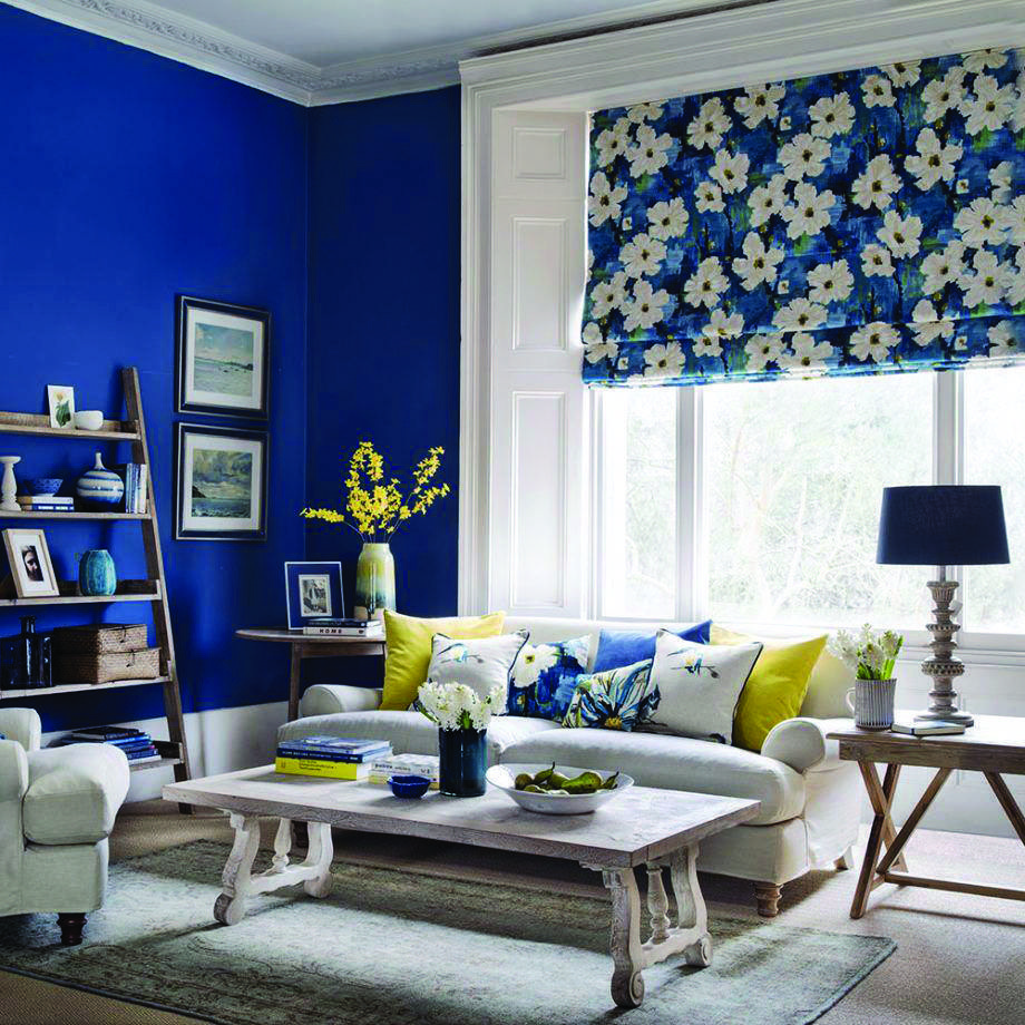 Most Popular Blue Living Room Meaning For 2019 Brownandbluelivingroom Blue And Yellow Living Room Brown Living Room Brown And Blue Living Room