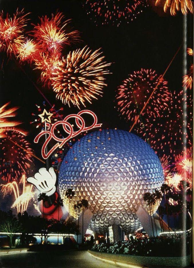 How Epcot Partied Like It Was 1999 News Disney World Vacation Disney Epcot Disney World