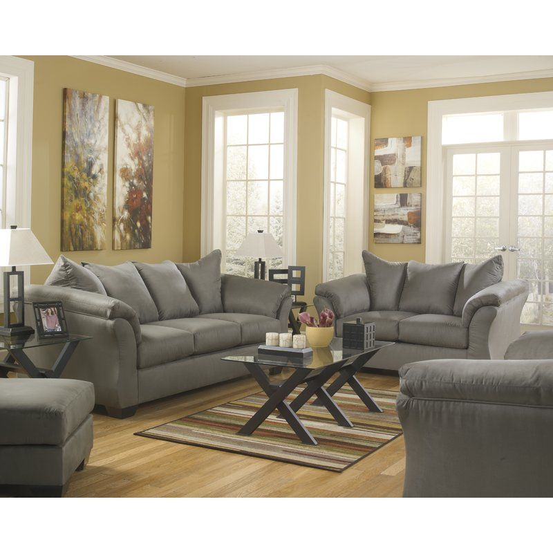 All Room Furniture: You'll Love The Huntsville Living Room Collection At