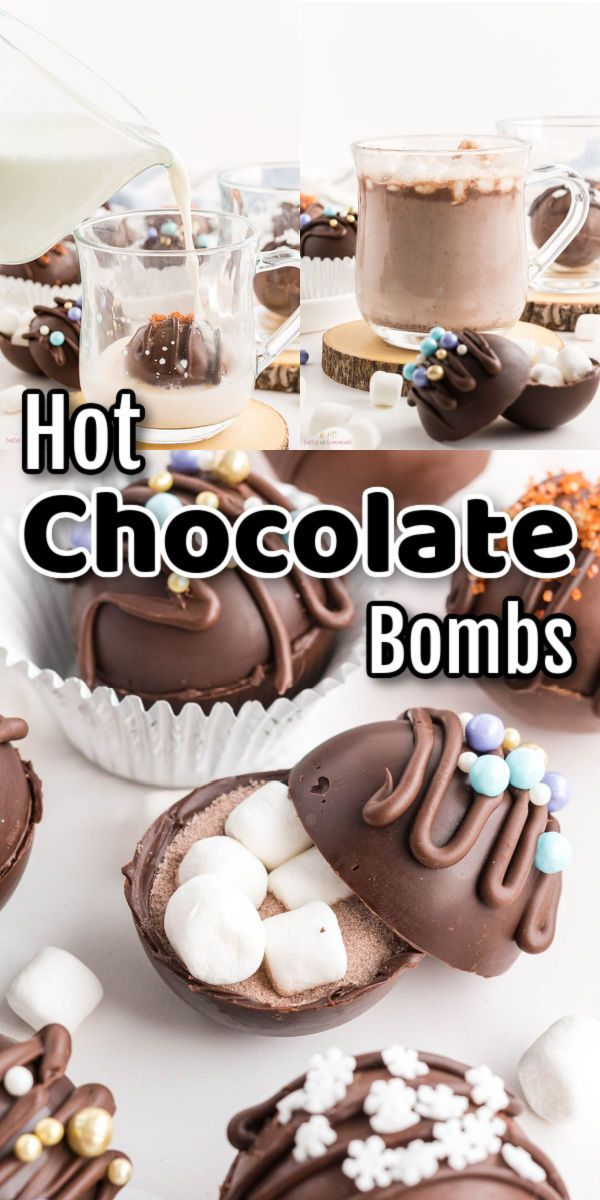Photo of Hot Chocolate Bombs