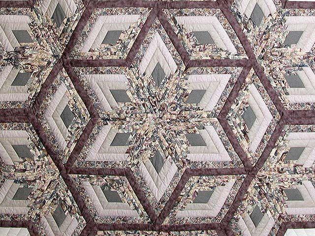 Diamond Log Cabin Patterns Free | Diamond Log Cabin Star Quilt ... : diamond star quilt block pattern - Adamdwight.com