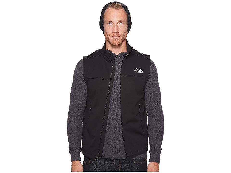 c6ee3945177e The North Face Apex Canyonwall Vest (TNF Black TNF Black) Men s Vest. A  light weight and wind-resistant vest that ll keep you comfortable without  holding ...