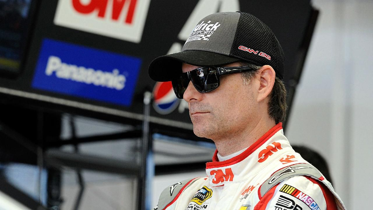 Jeff Gordon's next stop after retirement could be to