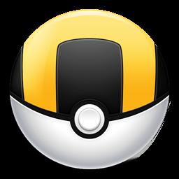 Ultra Ball Png 256 256 Pokemon Ideias Rpg