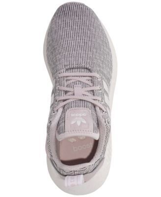 c95d62f473584 adidas Women s Nmd R2 Casual Sneakers from Finish Line - Purple 10.5 ...
