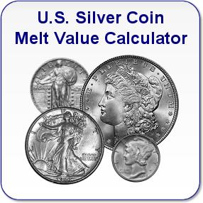 u s silver coin melt value calculator coinapps com