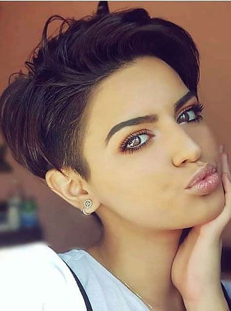 Trendy Short Hairtyles 2018 Cheveux courts en 2019