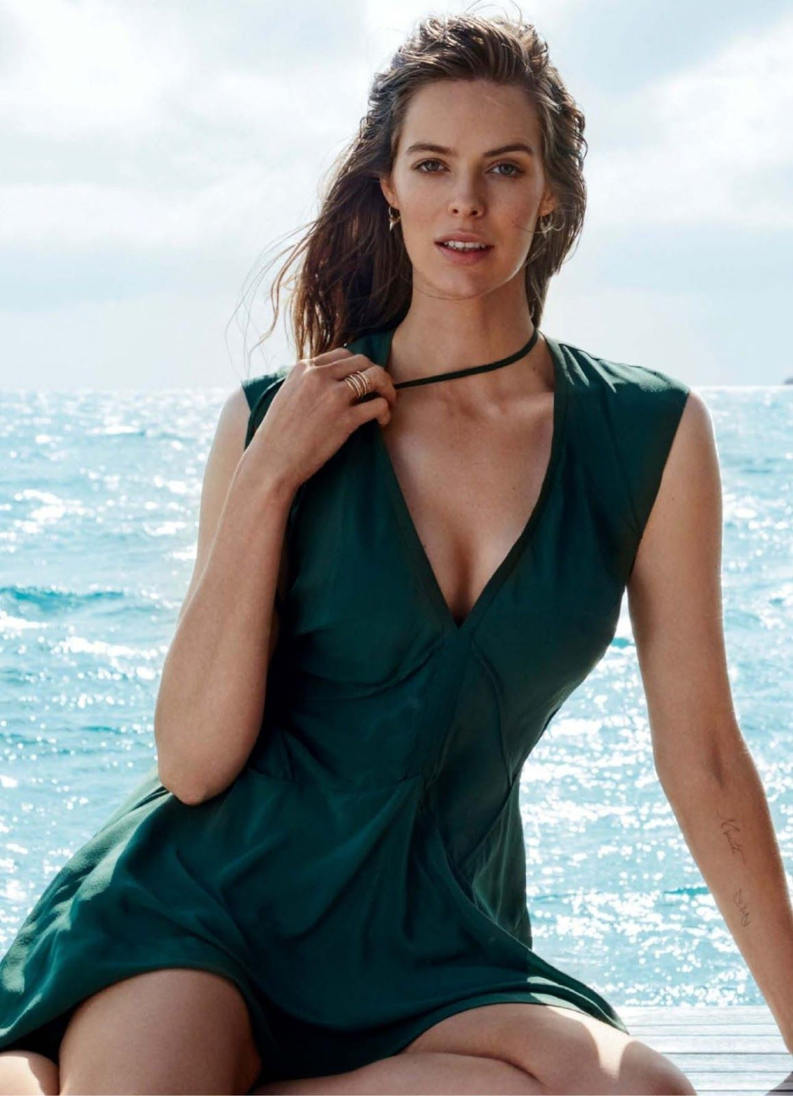 Robyn Lawley Marie Claire Australia November 2019 Issue