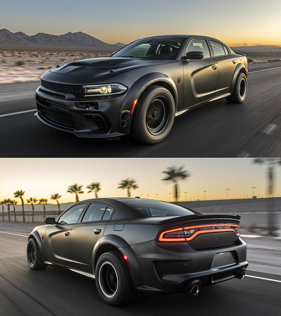 Speedkore S New Twin Turbo Dodge Charger Is Awd And Has 1 525 Horsepower Dodge Charger Twin Turbo 2018 Dodge Challenger Srt