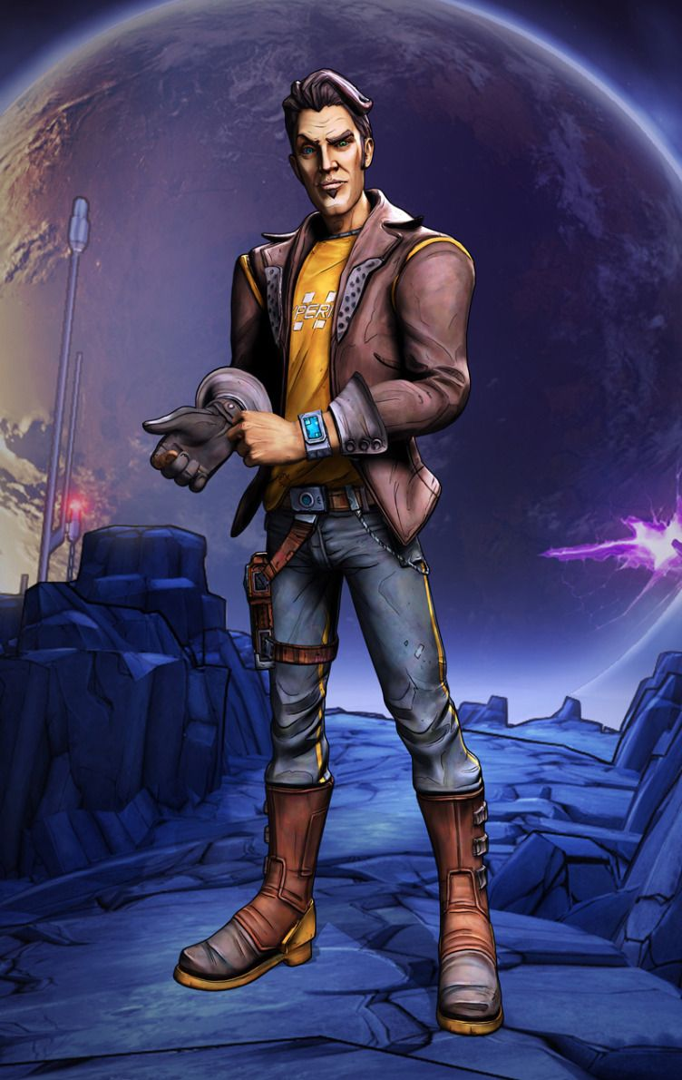 Borderlands The Pre Sequel Play As Handsome Jack S Clone