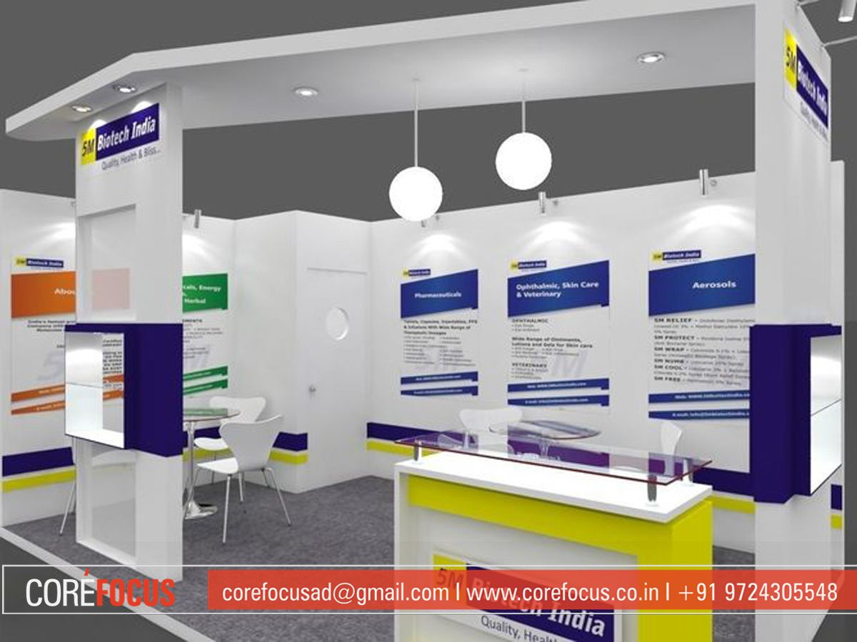 Exhibition Stall Design Agency In Gujarat : Pin by corefocus on exhibition booth builder in india exhibition