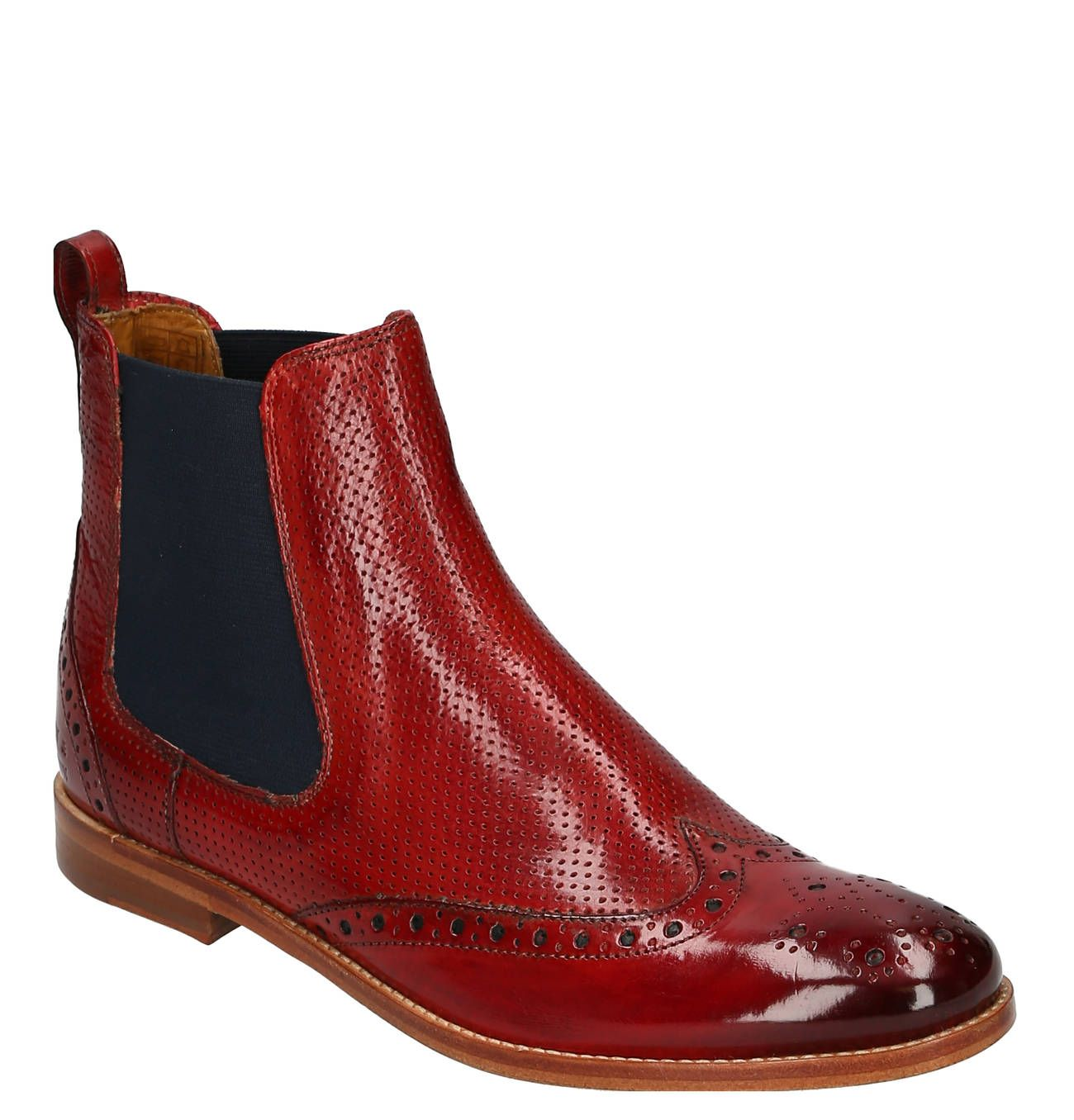 newest a00ae 3516f MELVIN & HAMILTON Chelsea Boots