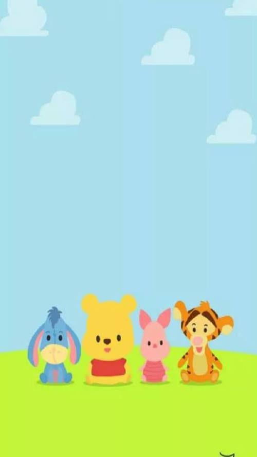 Untitled Disney Wallpaper Wallpaper Iphone Cute Winnie The Pooh