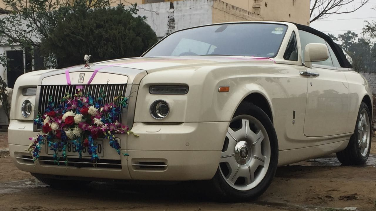 Wedding Car Hire Delhi Offers Wedding Car Vintage Car Self Driven