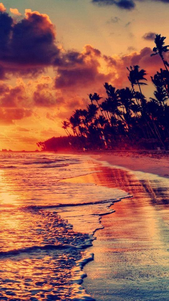 Hd 540x960 Pretty Sea Beach Lenovo Phone Wallpapers Phone