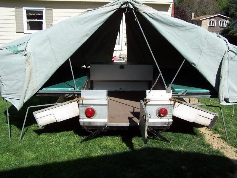 1969 Apache Pop Up Camper Google Search Apache Camper Tent