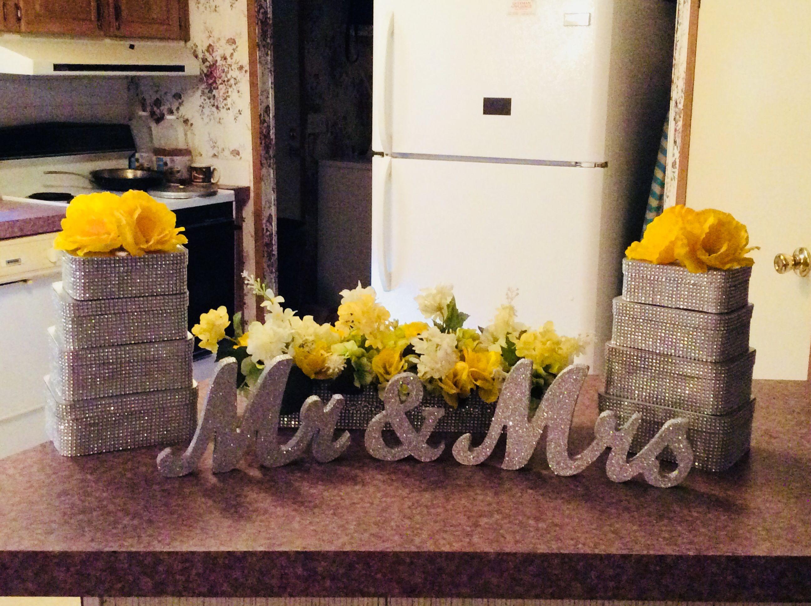 Head table ideas pastor appreciation gifts centerpieces