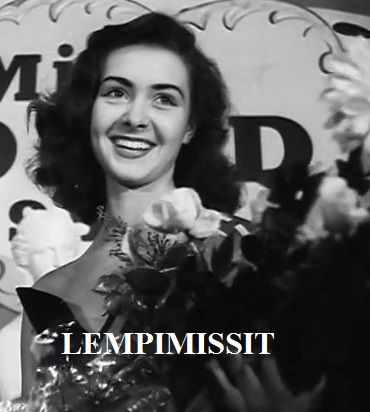 MISS WORLD GALLERIES, Miss World 1953, Denise Perrier of France