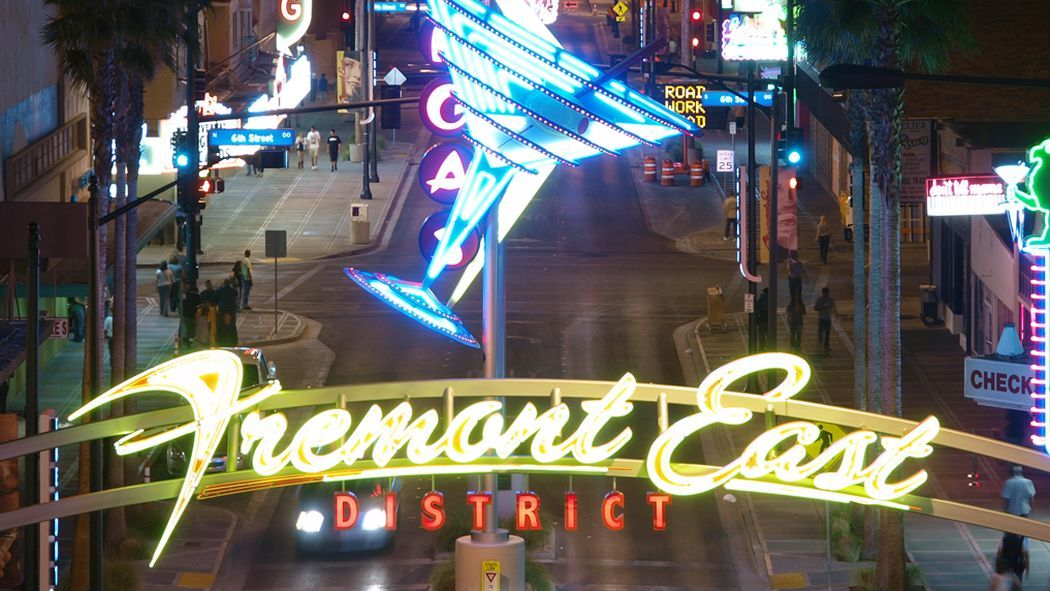 No Other Area Of Las Vegas Has Seen As Much Growth Fremont East The Region Boulevard That Now Hosts Almost Two Dozen Restaurants