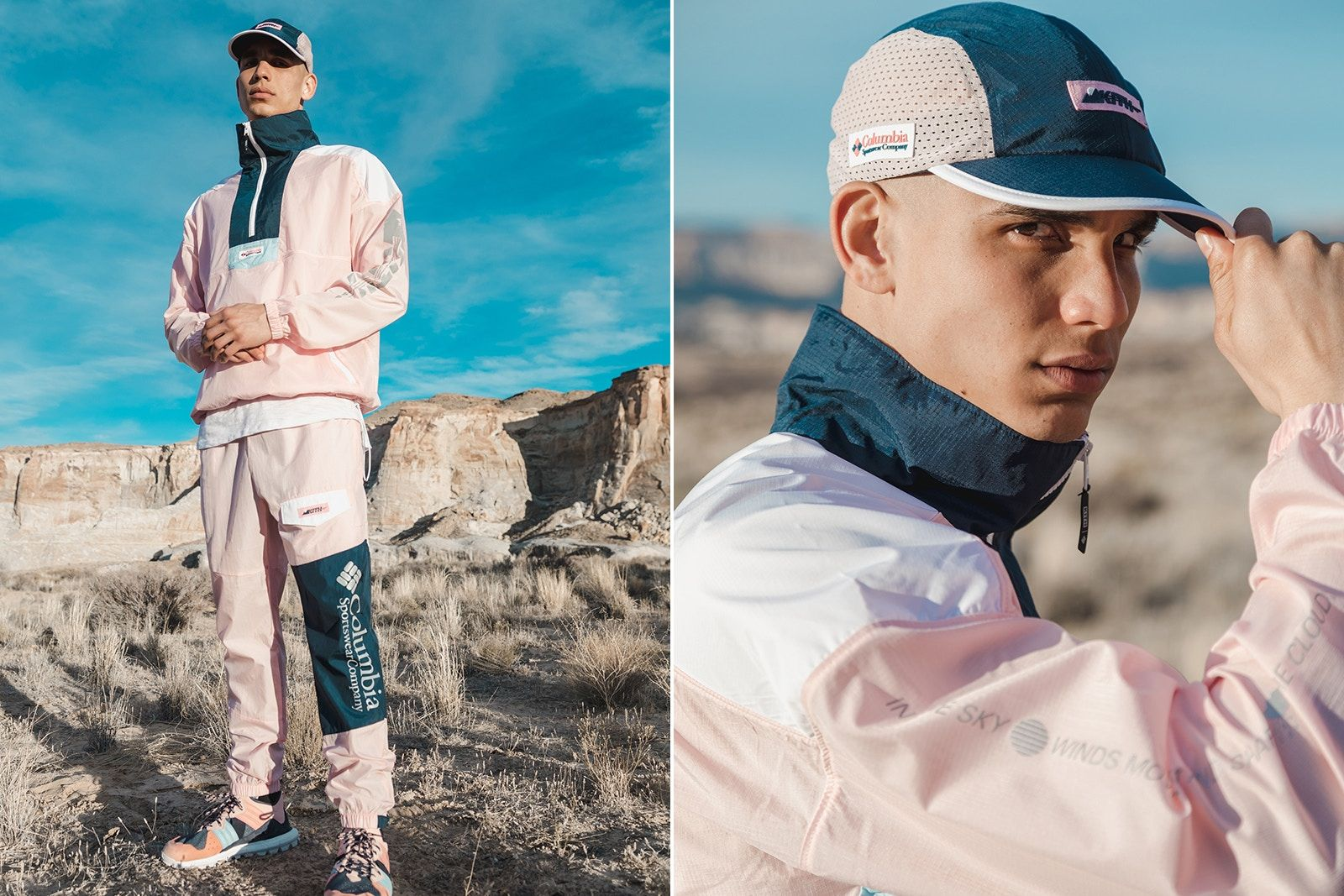 45263206e6 KITH Utah Collection EEA Element Exploration Agency fashion footwear  accessories 2018 Columbia Sportswear adidas TUMI Oakley G Shock Ronnie Fieg  release ...
