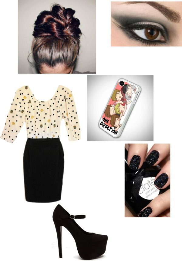 """""""a twist on a business look"""" by bryanna-harrell ❤ liked on Polyvore"""