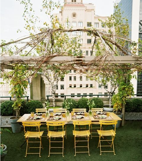 50 Beautiful Home Rooftop Terrace Design Ideas: Rooftop Dining, Rooftop
